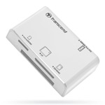 Картридер / Card Reader - C402 - All in One - White