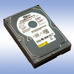 Жесткий диск 3,5 Western Digital 160Gb IDE 7200rpm