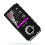 MP4-MP3 плеер Digma Insomnia2 mini - 2Gb FM - Black