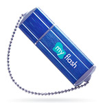 USB флеш-диск - A-Data PD4 Small Blue - 4Gb