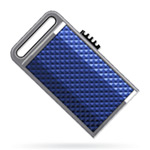 USB флеш-диск - A-Data s701 Sporty Blue Ready Boost - 8Gb