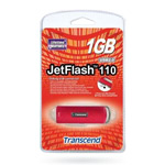 USB флеш-диск - JetFlash 110 USB Flash Drive - 1Gb  : фото 3